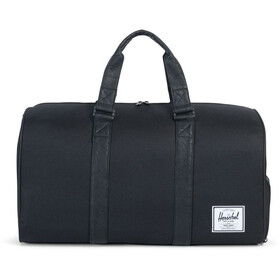 Herschel Novel Duffelilaukku, black/black